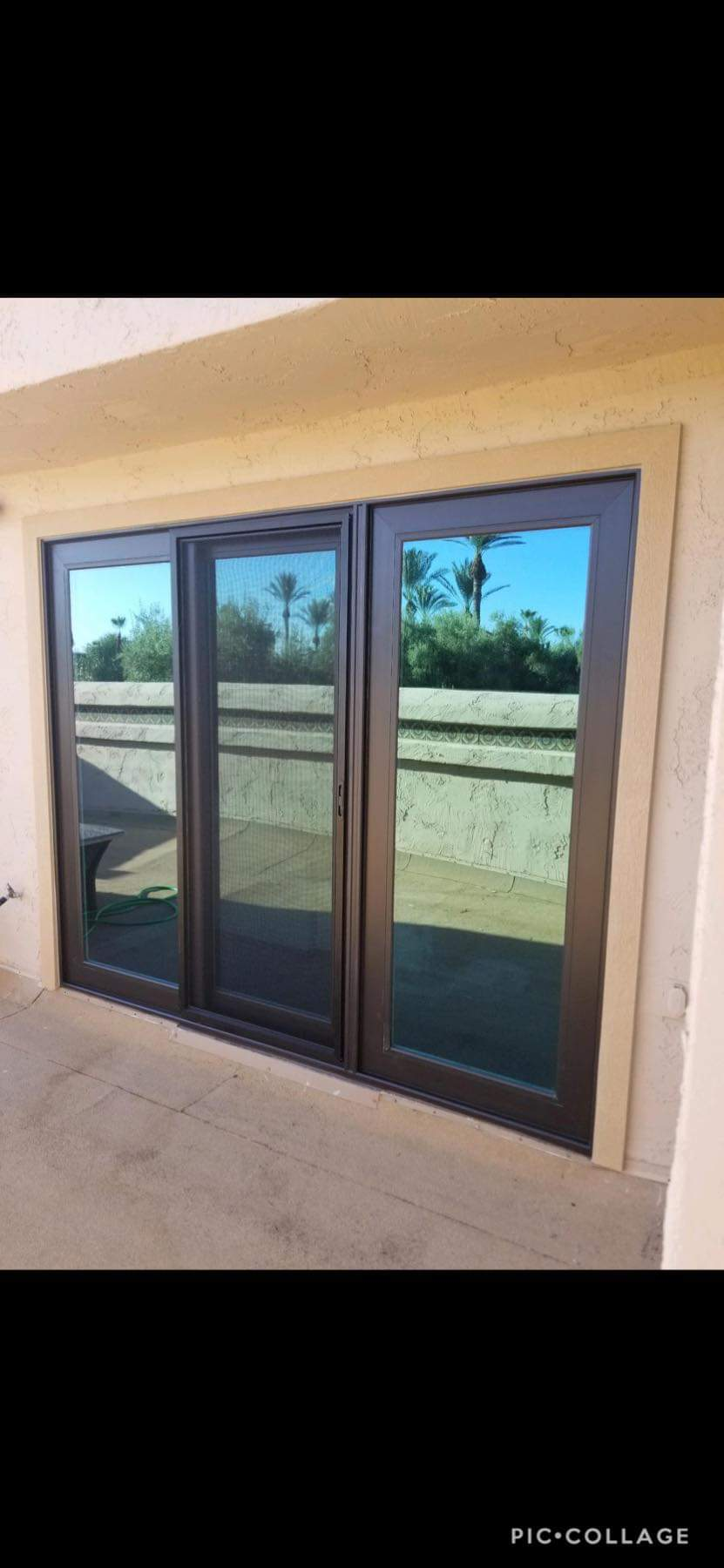 Arizona Window and Door in Scottsdale and Tucson showing multipanel door