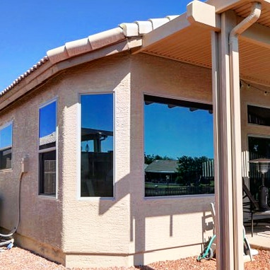 Arizona Window and Door in Scottsdale and Tucson showing windows of home