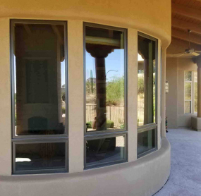 Arizona Window and Door in Scottsdale and Tucson showing home windows