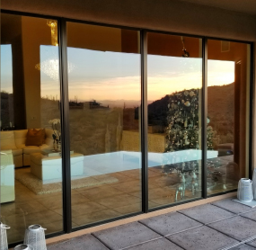 Arizona Window and Door in Scottsdale and Tucson showing patio panel doors