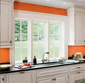 Arizona Window and Door in Scottsdale and Tucson showing kitchen sink windows